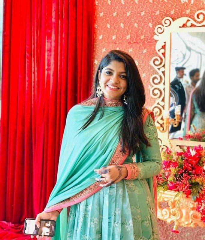Tamil Heroine Aparna Balamurali Latest Pic 4604