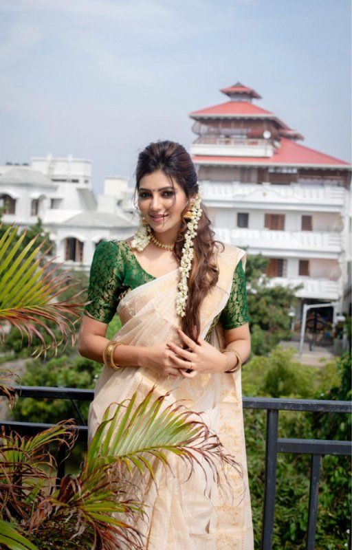 Actress Athulya Ravi Recent Images 7191