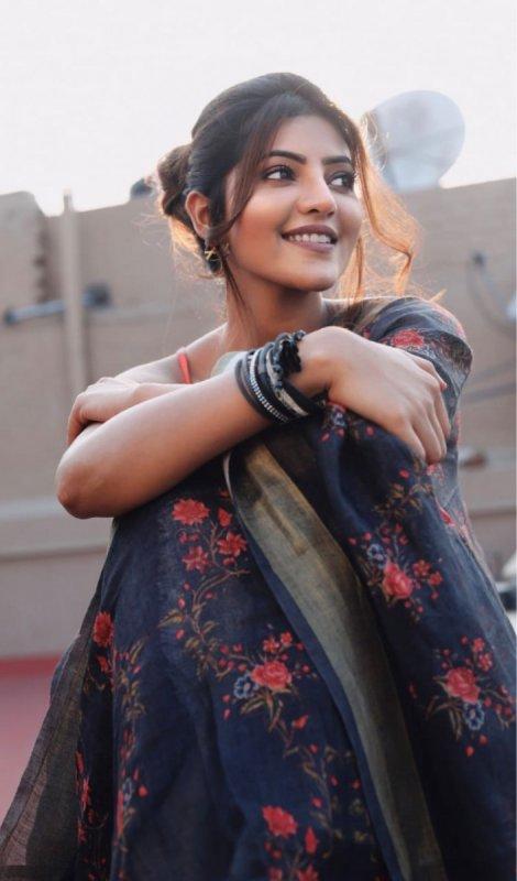 Film Actress Athulya Ravi Recent Gallery 7171