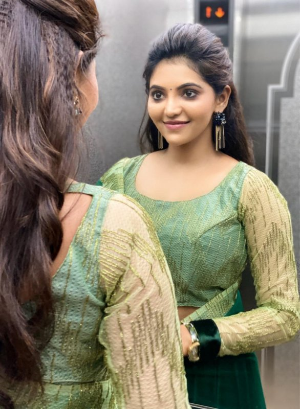 Latest Photos Athulya Ravi Cinema Actress 6379