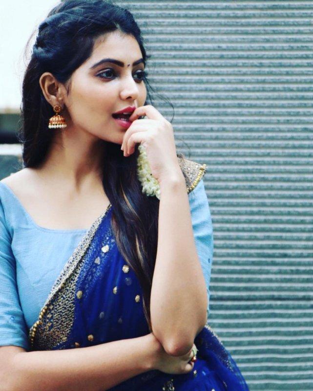 Sep 2020 Pic Athulya Ravi South Actress 4128