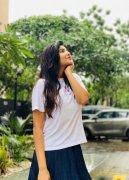 Tamil Actress Athulya Ravi Latest Stills 9661