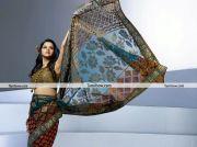 Actress Bhavana In Saree 4