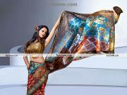 Actress Bhavana In Saree 5