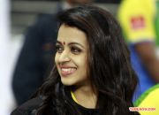 Bhavana At Ccl 4 Match Against Veer Marathi 4 681