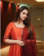 Film Actress Bhavana Latest Wallpaper 9812