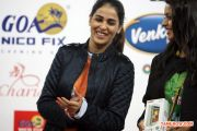 Genelia And Bhavan At Ccl 4 983
