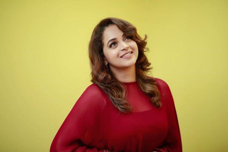 Recent Pics Heroine Bhavana 7285