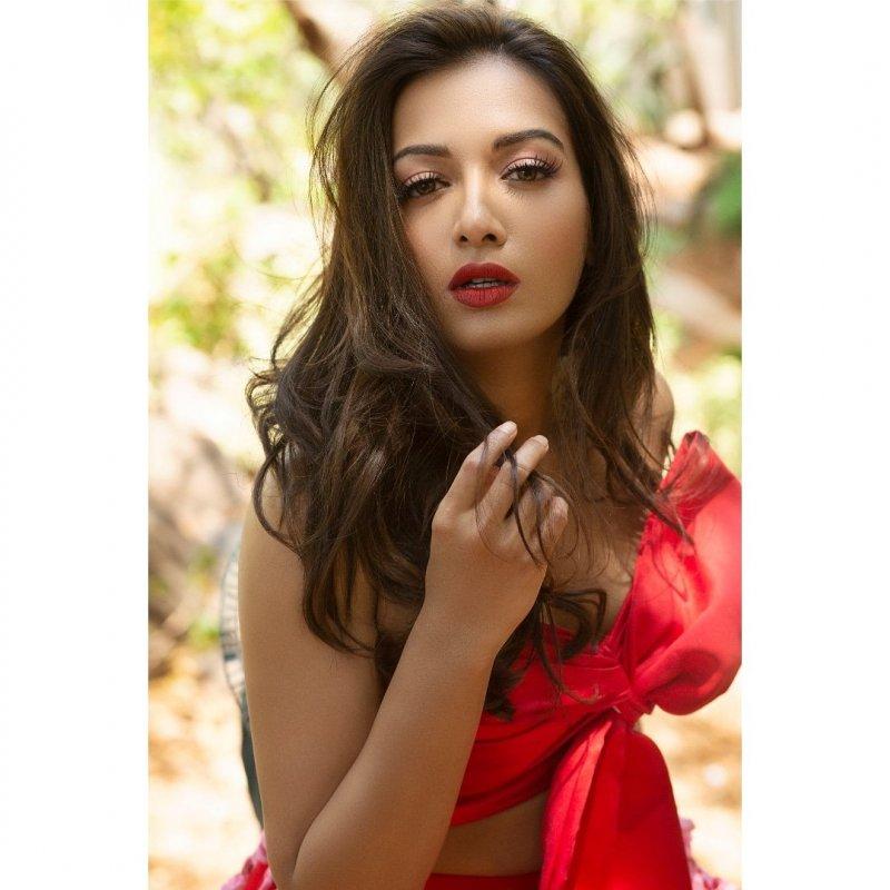 Catherine Tresa Indian Actress 2019 Albums 4552