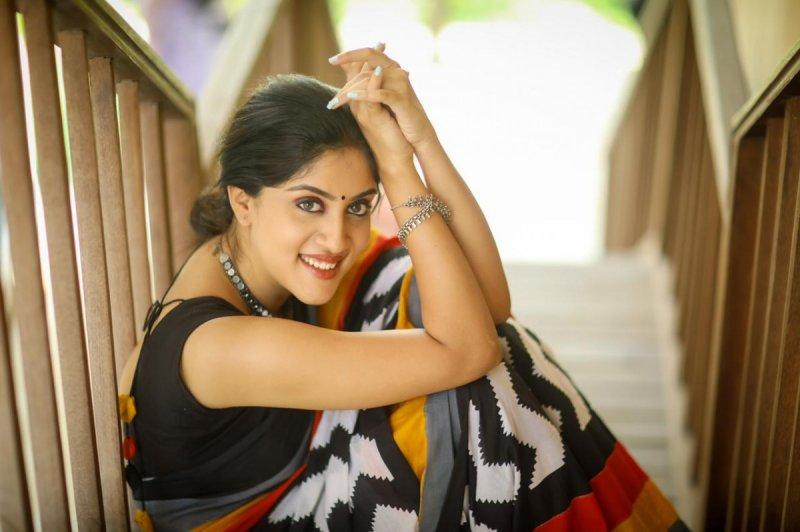 2021 Gallery Tamil Heroine Dhanya Balakrishna 8275