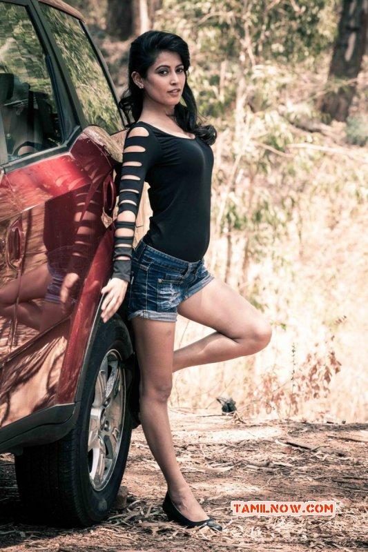 New Pic Tamil Movie Actress Disha Pandey 8760