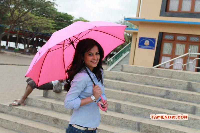 Tamil Actress Disha Pandey 2016 Images 6573