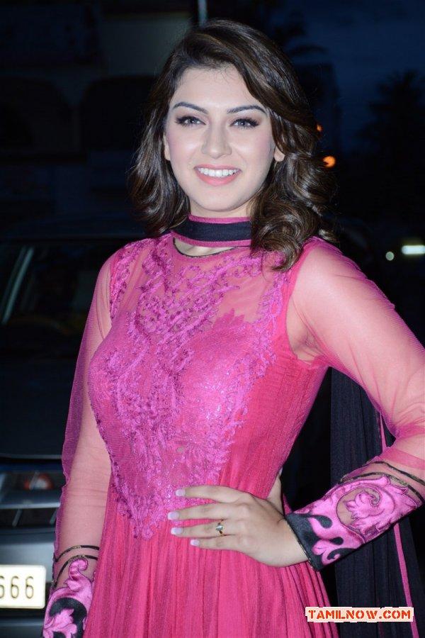 Actress Hansika Motwani 7233