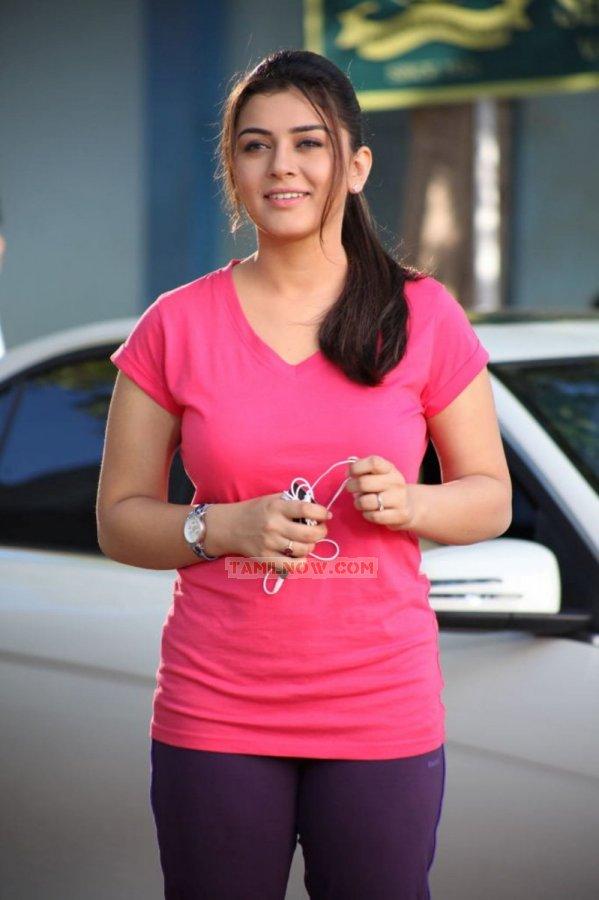 Actress Hansika Motwani 745