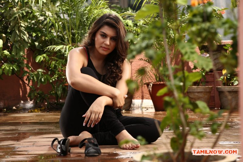 Tamil Actress Hansika Motwani 9694