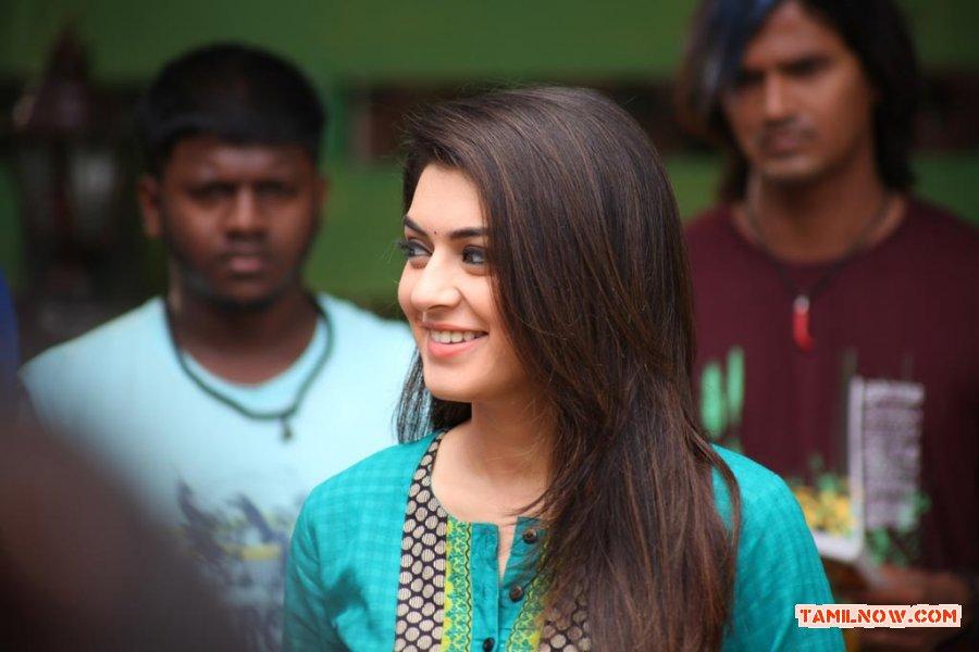 Tamil Actress Hansika Motwani Stills 5655