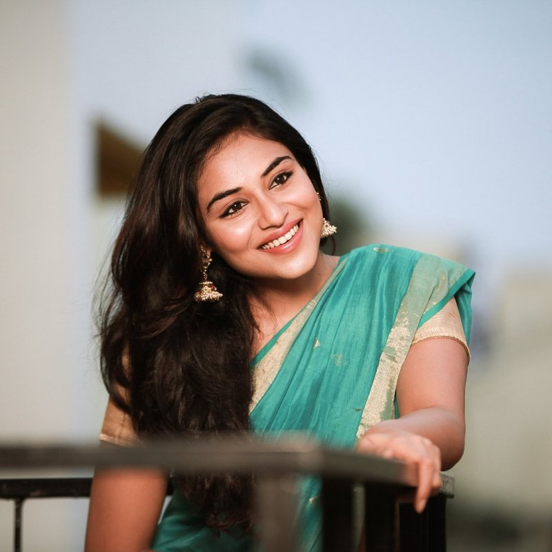 Indhuja Indian Actress Latest Album 3716