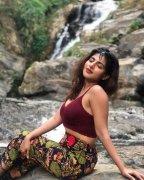 Latest Still Tamil Movie Actress Iswarya Menon 4570