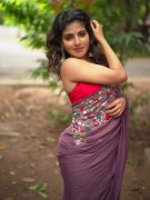 Movie Actress Iswarya Menon May 2020 Photos 1361