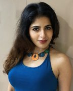 South Actress Iswarya Menon 2020 Still 1842