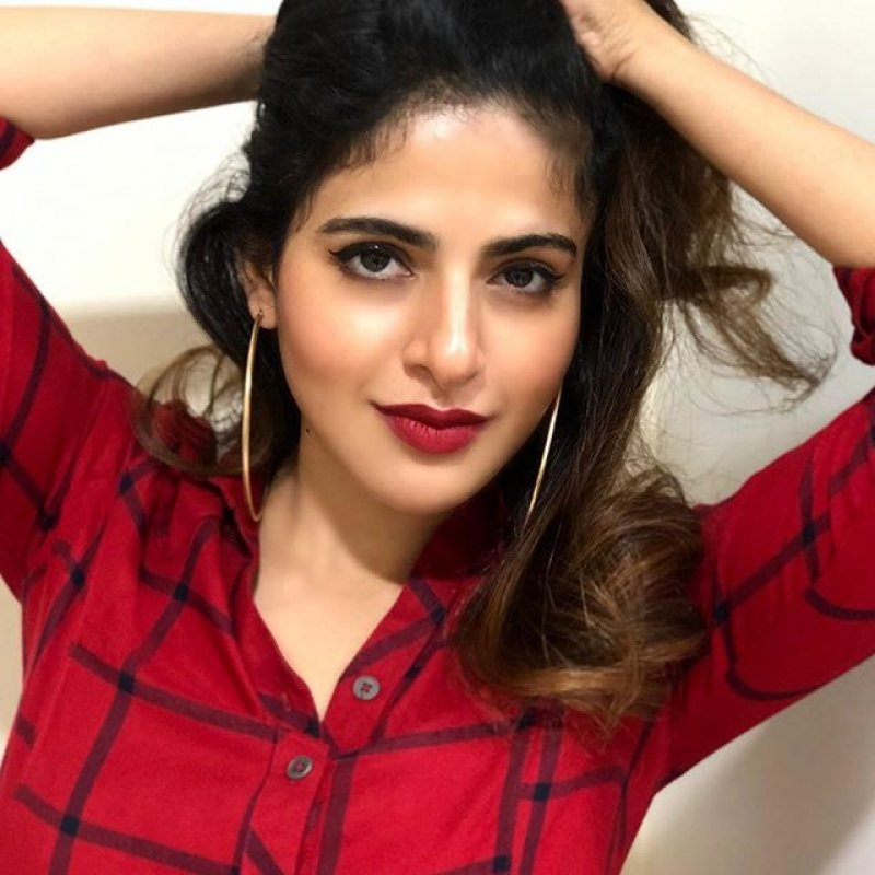 Tamil Actress Iswarya Menon New Photos 1217