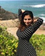 Tamil Actress Iswarya Menon Recent Stills 7518