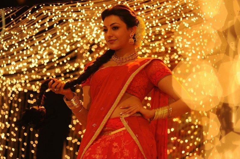Actress Kajal Aggarwal New Pic 5228