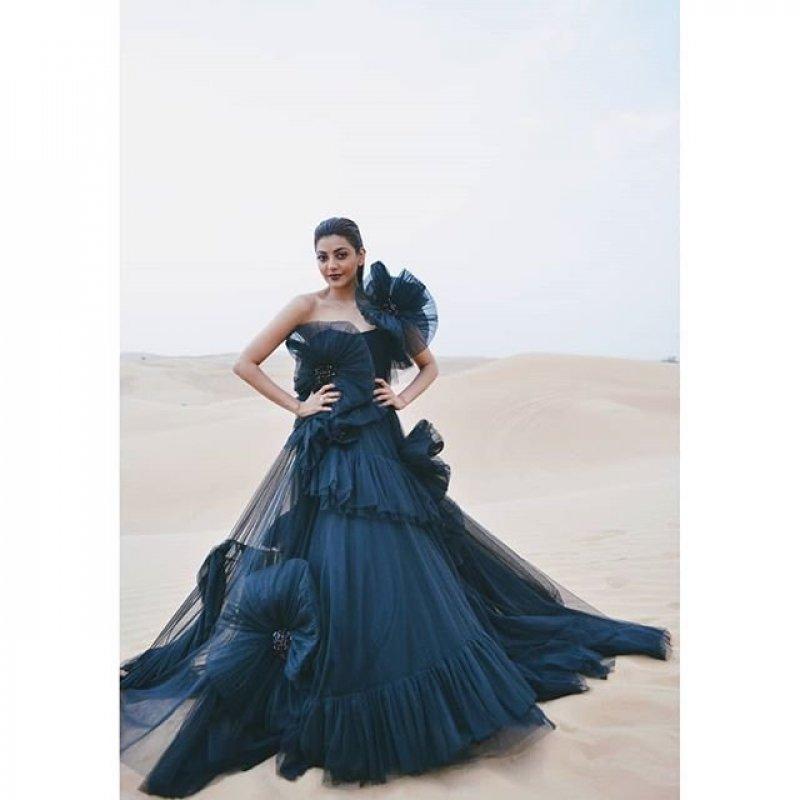 Kajal Aggarwal Actress 2020 Album 5021