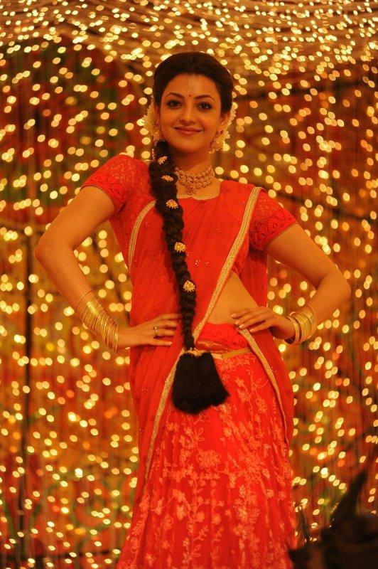 Still Indian Actress Kajal Aggarwal 8309