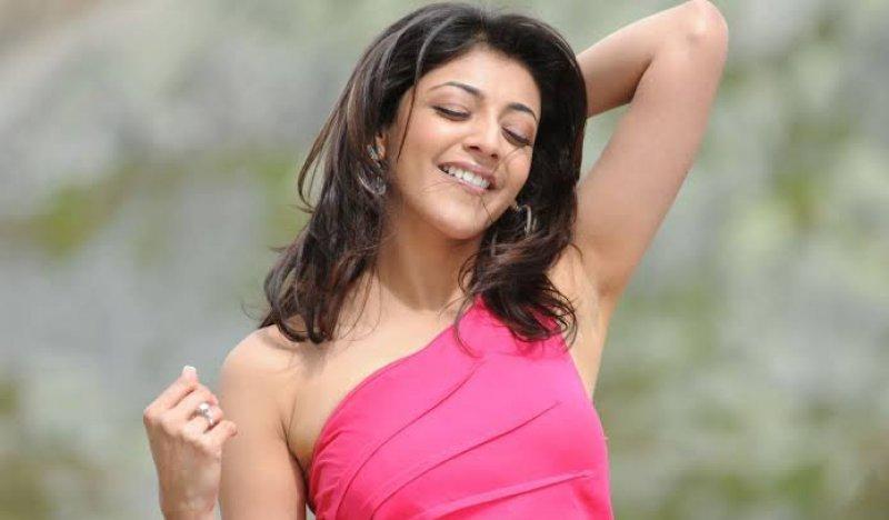 Tamil Movie Actress Kajal Aggarwal New Album 3351