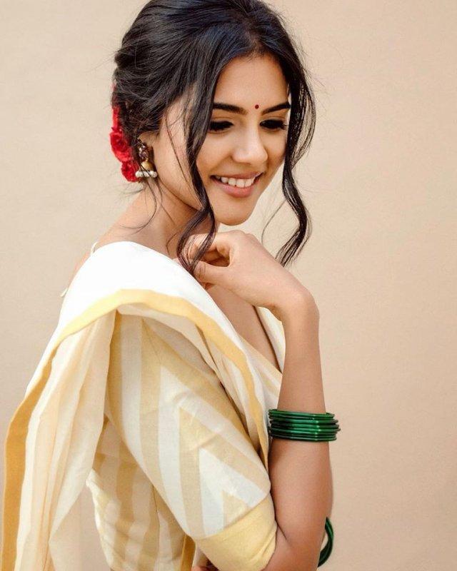 Actress Kalyani Priyadarshan Latest Image 7610