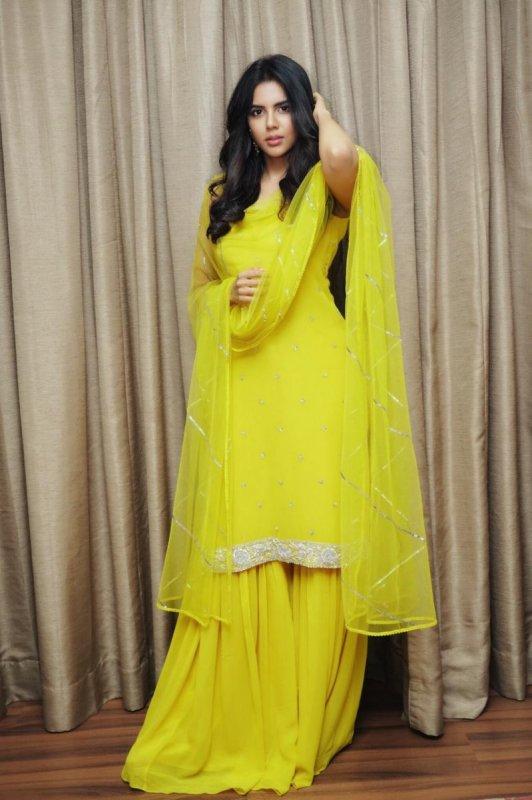 Kalyani Priyadarshan Cinema Actress Aug 2019 Image 4089