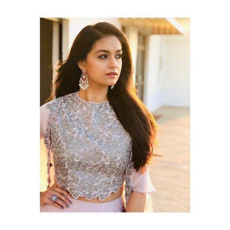 Album South Actress Keerthi Suresh 1359