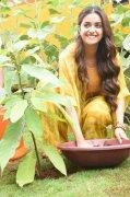 Indian Actress Keerthi Suresh Latest Stills 2489
