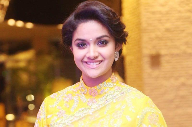 Indian Actress Keerthi Suresh Recent Album 258