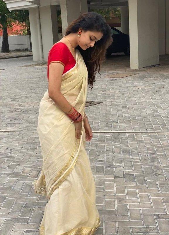 Indian Actress Keerthi Suresh Sep 2020 Album 9606