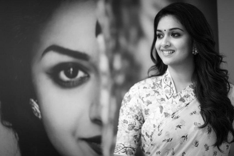 Keerthi Suresh Actress 2020 Album 9562