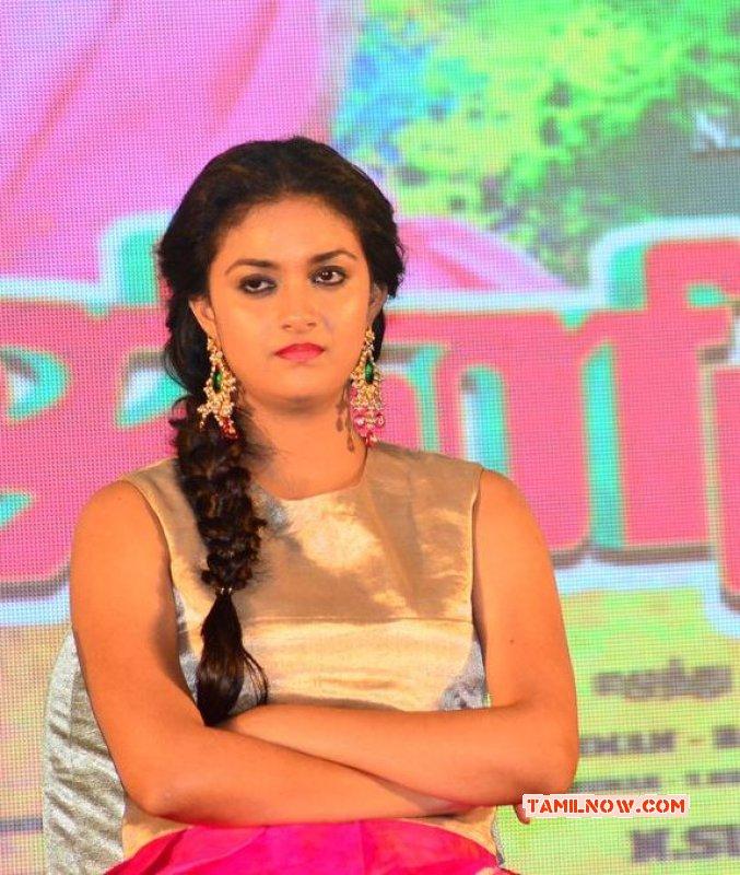 Keerthi Suresh Indian Actress Recent Stills 7436
