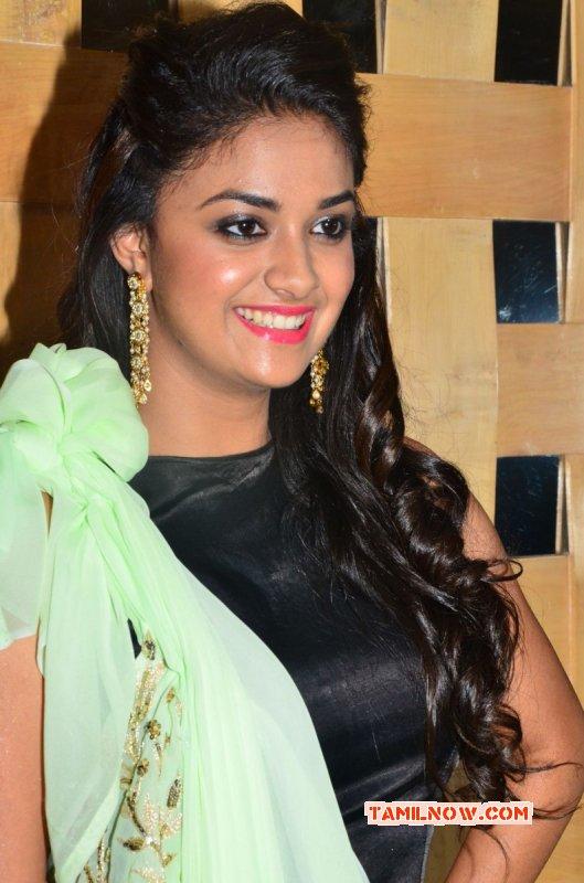 Keerthi Suresh Movie Actress Apr 2015 Pic 4969