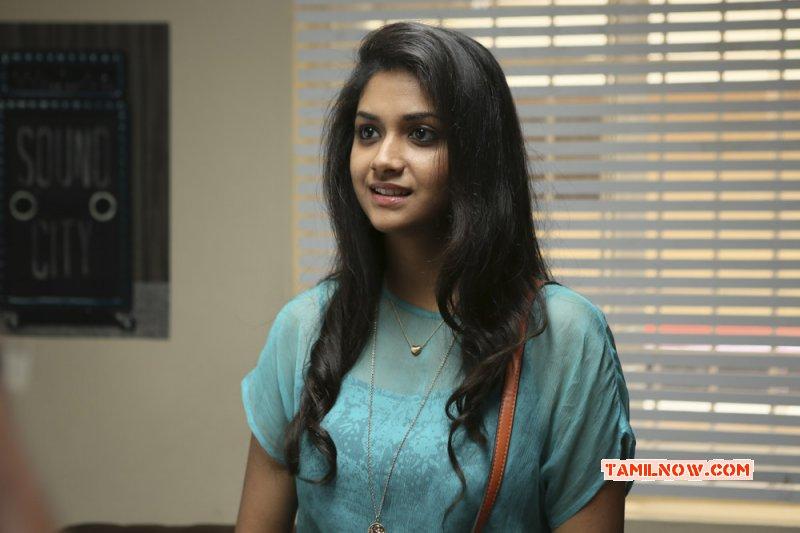 Latest Still Keerthi Suresh Tamil Movie Actress 6100