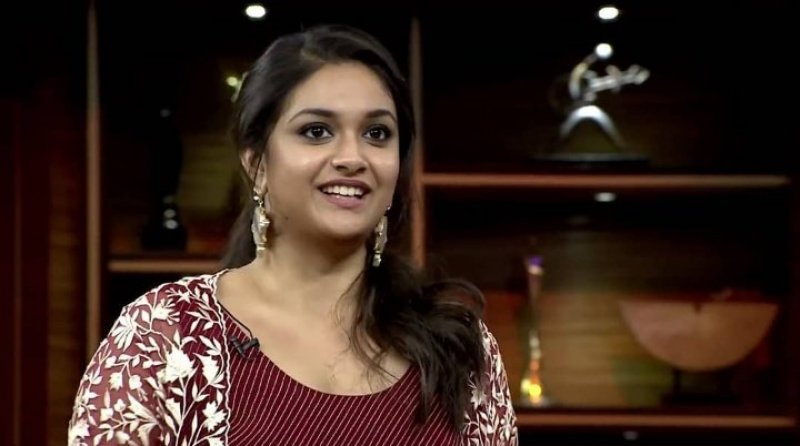 New Gallery Keerthi Suresh Cinema Actress 7901
