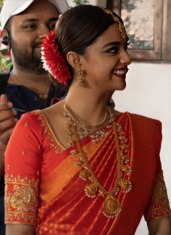 Pic Keerthi Suresh Heroine 3168