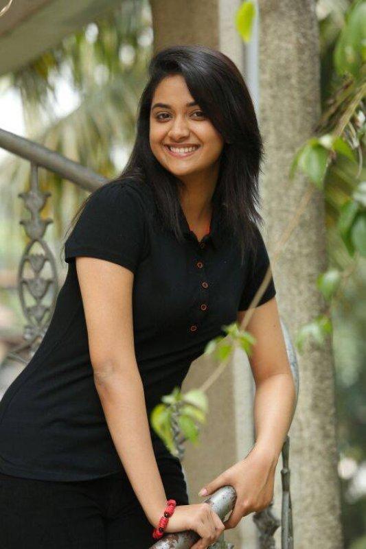Recent Picture Movie Actress Keerthi Suresh 3489