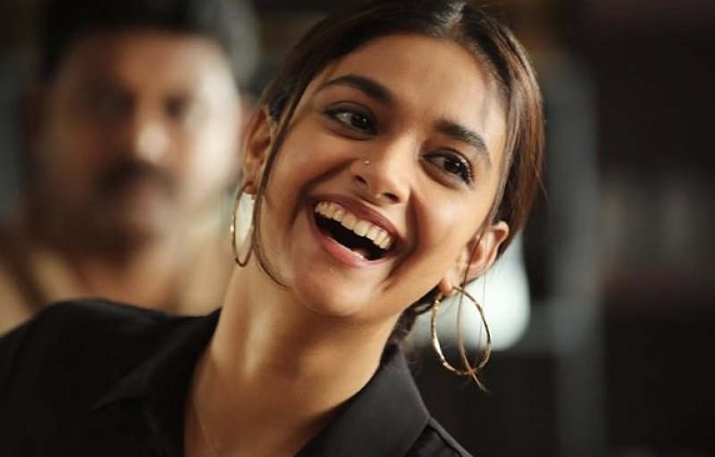 South Actress Keerthi Suresh Still 7833