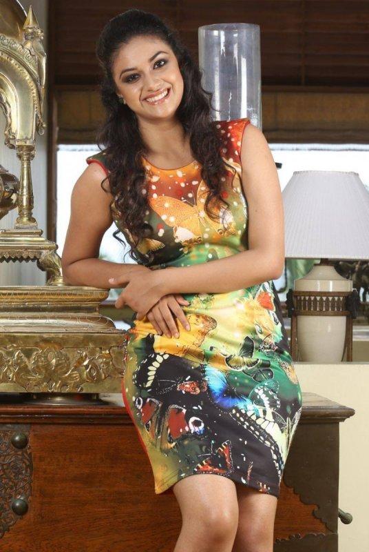 Tamil Actress Keerthi Suresh 2020 Album 7275