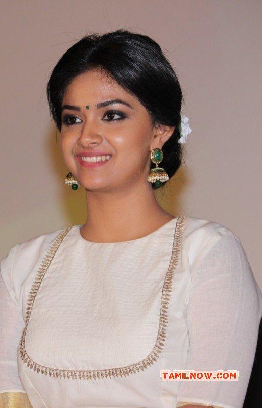 Tamil Actress Keerthi Suresh Jun 2016 Pics 6766