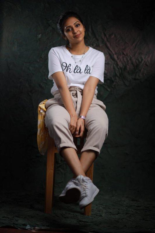 Lakshmi Menon Sep 2020 Photos 5