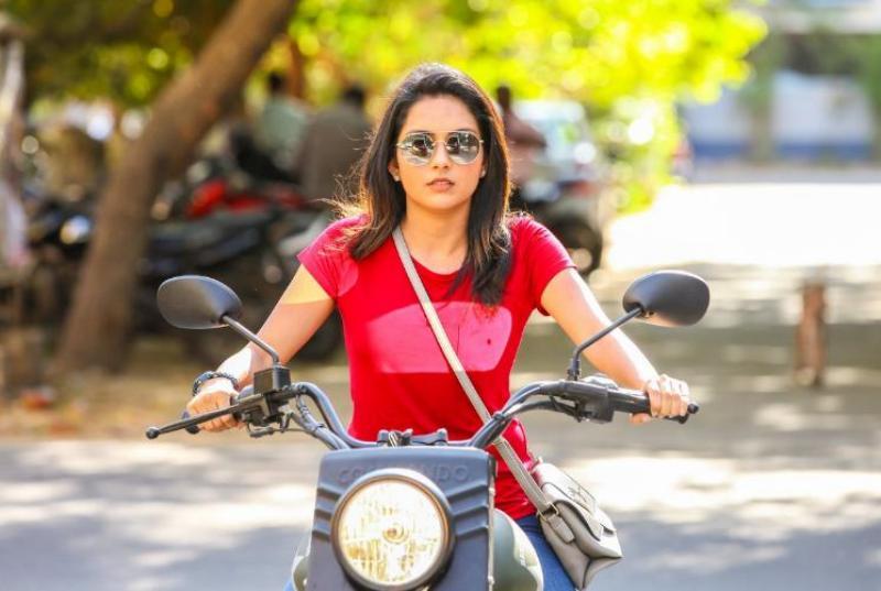 Actress Mahima Nambiar Picture