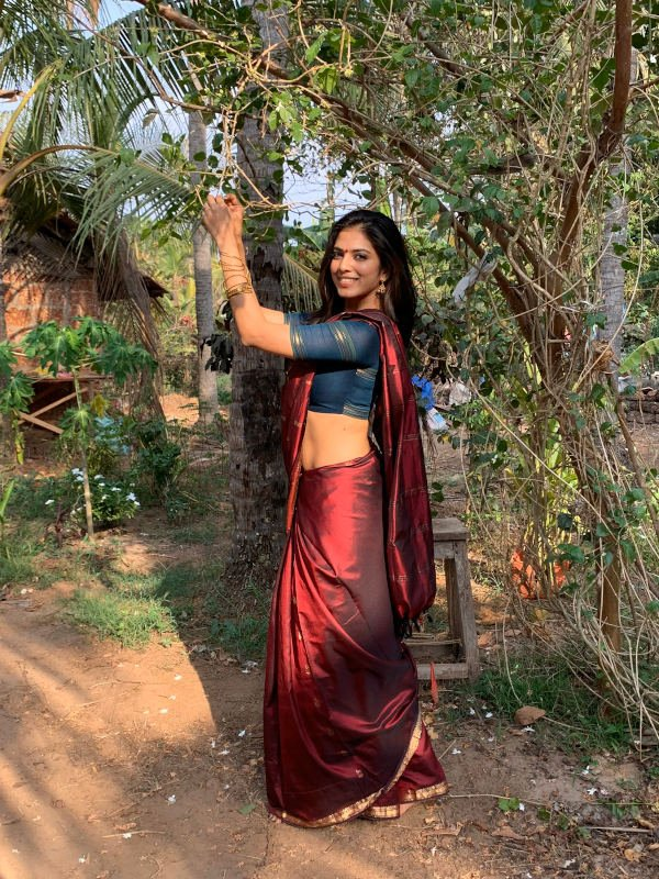2020 Photos Movie Actress Malavika Mohanan 7608