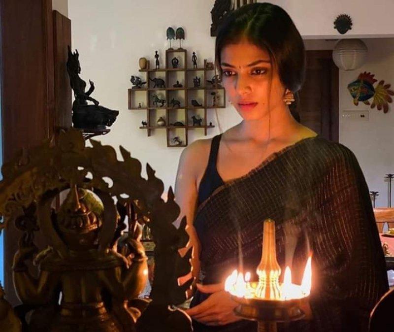 2020 Still Tamil Movie Actress Malavika Mohanan 564